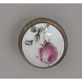 Ручка керамика Бронза-Роза 6072-08/44 ПОД ЗАКАЗ