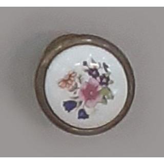 Ручка керамика Бронза-Сирень 6072-08/43 ПОД ЗАКАЗ