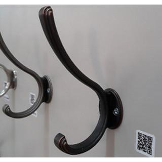 Крючок WR45-GPM25 патинированная матовая медь ПОД ЗАКАЗ