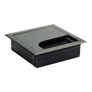 Компьютерный проход VL 80/80 черный ПОД ЗАКАЗ