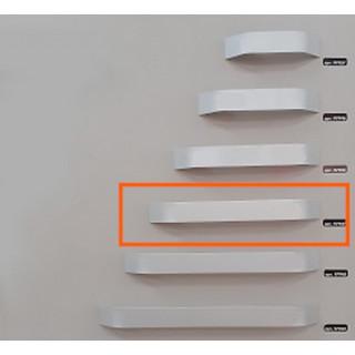 Ручка мебельная DU 24/192 цвет алюминий