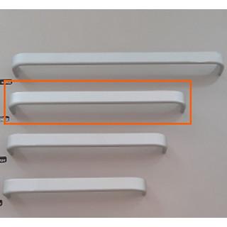 Ручка мебельная DU 26/256 цвет алюминий