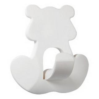 Ручка CEBI 458032 мишка белый ПОД ЗАКАЗ