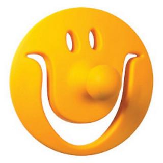 Ручка CEBI 449025 ST07 улыбка желтая ПОД ЗАКАЗ