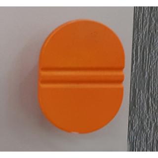 Ручка 412.035 ПФ 35 оранжевая