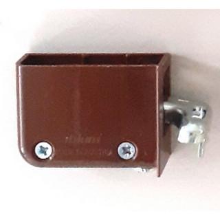Навеска для шкафов левая коричневая 48N0510.03 LB