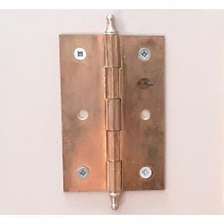 Петля рояльная 75 мм золото л+пр (01-65-003) ПОД ЗАКАЗ