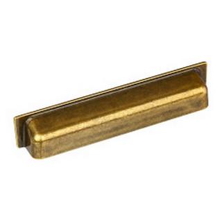 Ручка-раковина UP11-0128-G0035 античная бронза
