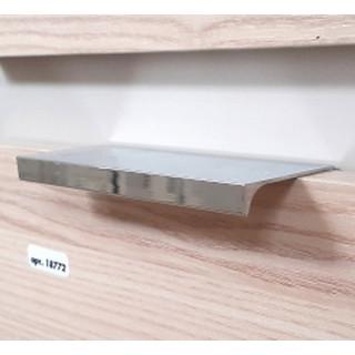 Ручка DV-002/96 L-116 хром ПОД ЗАКАЗ