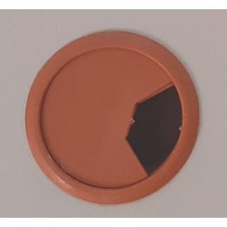 Заглушка компьютерная (проход), цвет Яблоня