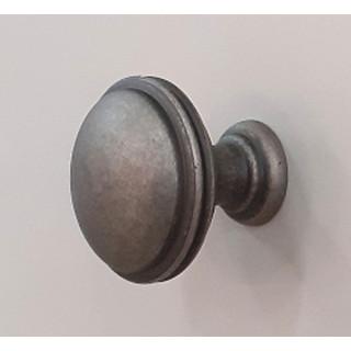 Ручка-кнопка GR49-G0031 античное серебро ПОД ЗАКАЗ