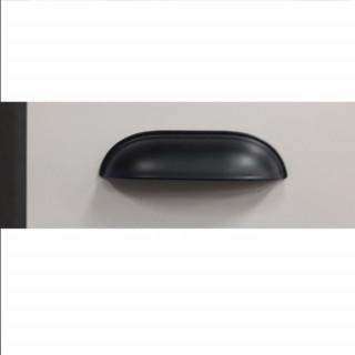Ручка 64 мм ANKA Черный Мат 3006-012