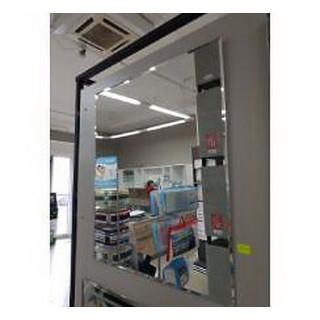 Зеркало 4мм 700*600 + Фацет