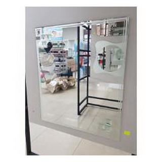 Зеркало 4мм 800*600 +Пескостр