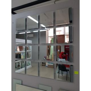 Зеркало NIKO-MIRROR+ стекло(660*660)