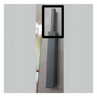 Тип-он регулируемый серый длинный для внутренних фасадов 956A1002