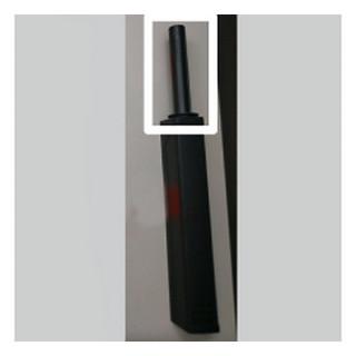 Тип-он регулируемый Черный длинный для внутренних фасадов
