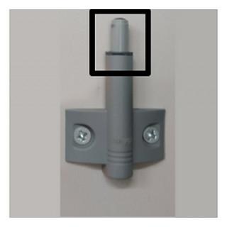 Блюмоушн для двери серый 970.1002