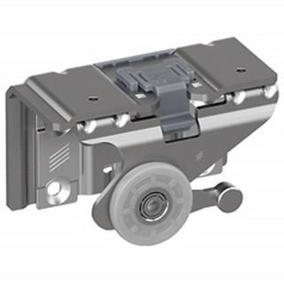 Ходовой элемент TopLine L для передней двери, левый, ЕВ 31 мм