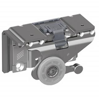 Ходовой элемент TopLine L для передней двери, правый, ЕВ 31 мм