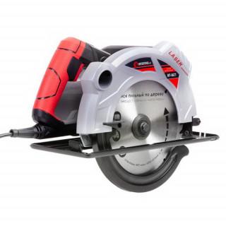 Пила дисковая 1800Вт, 5000об/мин, лазер INTERTOOL WT-0621