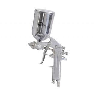 Краскопульт пневматический HP, 5бар INTERTOOL PT-0202