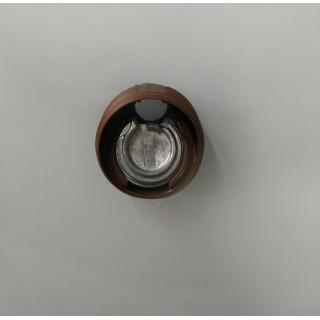 Стяжка с винтом коричневая 42.0700.01