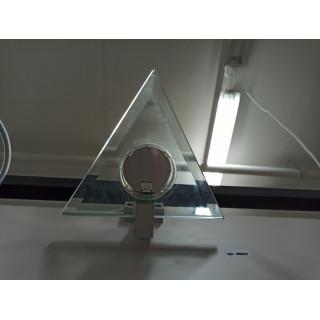 Светильник треугольный стекл. GALAXI
