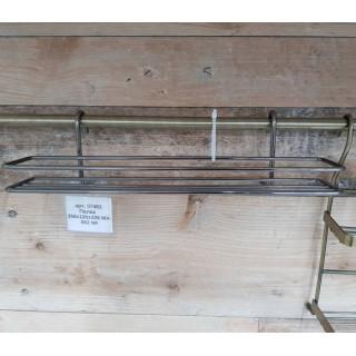 Полка для специй никель MX-062NF
