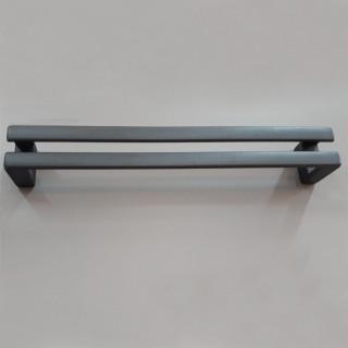 Ручка 160 мм ESILA Антрацит 5558-094