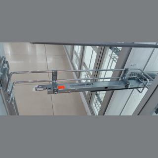 Корзина-держатель полотенец бокового крепления 11см + Тандем Blum