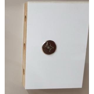 Корпус минификс для ДСП 16 мм с буртом TITUS (1513)