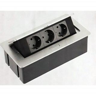 Удлинитель GTV SOFT на 3 розетки AE-PBSC3GS-53 Под заказ