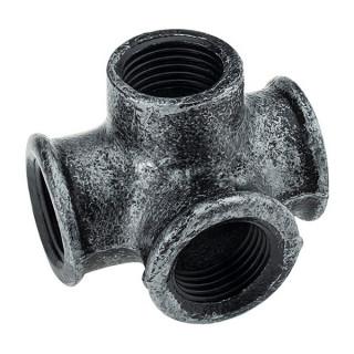 Крепление труб (4трубы) d-19 мм ретро