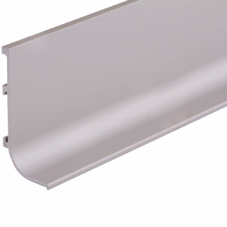 Профиль алюминиевый ФБР L-образный Алюминий 5950 мм М/П (Под заказ)