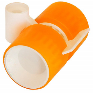 Ролик OG Формула 40 Нейлон 2.2 белый+оранжевый (Под заказ)