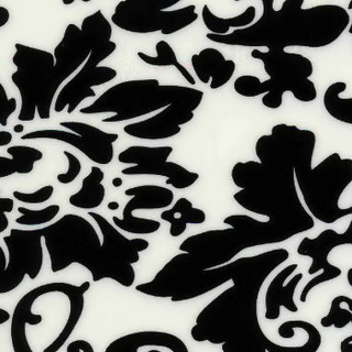 Флоренция черно-белая глянец