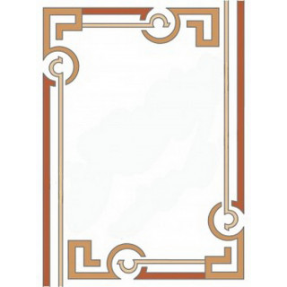 Витраж для декора зеркала mr003
