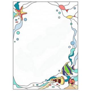 Витраж для декора зеркала mr020