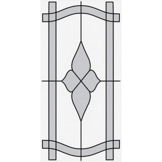 Витраж для кухонных фасадов kit3
