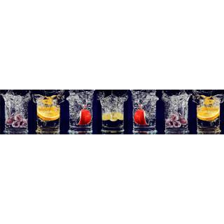 Фотопечать фрукты и овощи 6