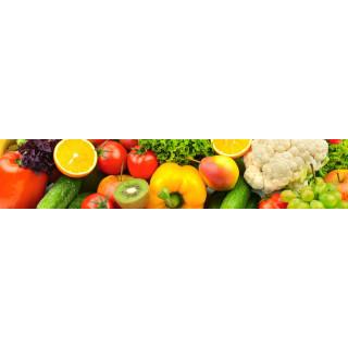 Фотопечать фрукты и овощи 14