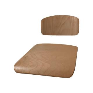 Комплект сидушка + спинка...