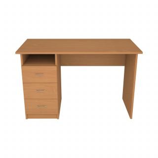 Стол прямой письменный с 3...
