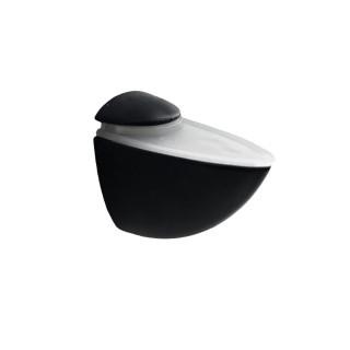 Пеликан маленький Черный 42х42 (под заказ)