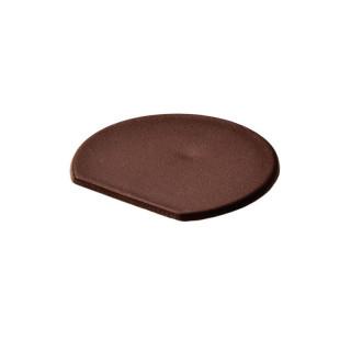 Заглушка для корпуса Rafix коричневая