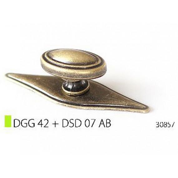 Ручка DGG 42+DSD 07 AB (Rolla)