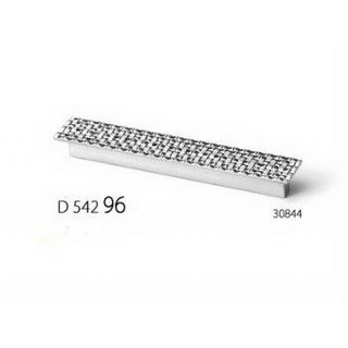 Ручка D 542 96, хром (Rolla)