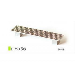 Ручка D 753 96, сатин (Rolla)