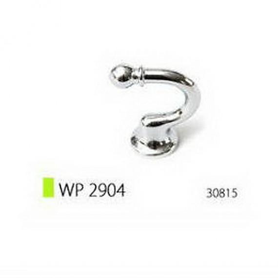 Крючок мебельный WP 2904 (Rolla)